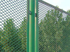 Expanded Metal Fence