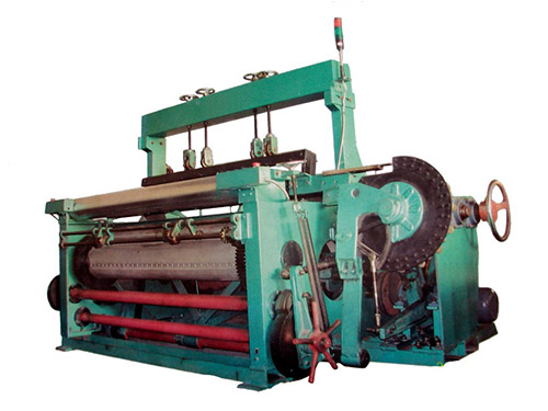 Stainless Steel Wire Mesh Weaving Machine