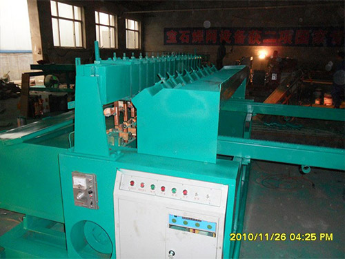 Fully Automatic Wire Mesh Fence Welding Machine